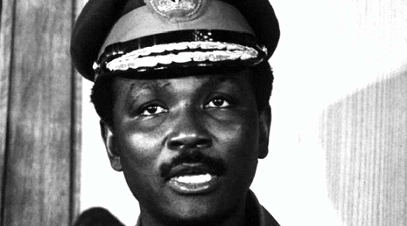 Image of General Yakubu Gowon