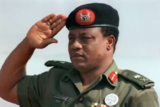 Image of Gen. Ibrahim Babangida