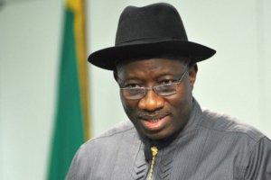 Image of President Goodluck Jonathan