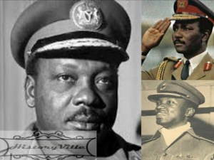 Image of July 29, Aguiyi-Ironsi, Gowon and Nzeogwu