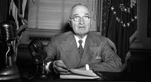 Image of President Harry S. Truman