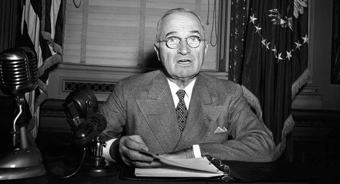 Image of President Harry S. Truman