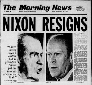 Image of Nixon-Ford Watergate