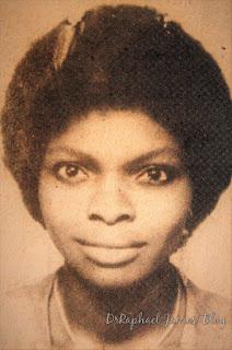 Image of Gloria Okon