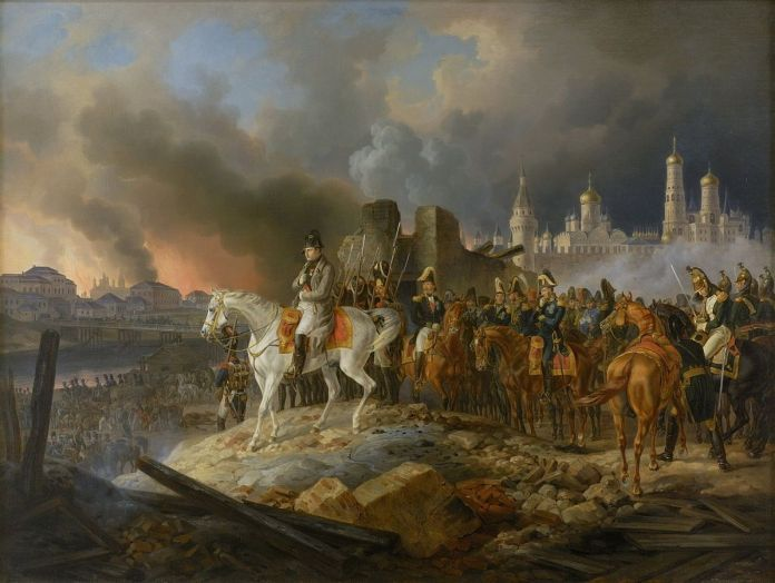 napoleon-bonaparte-retreat-from-moscow