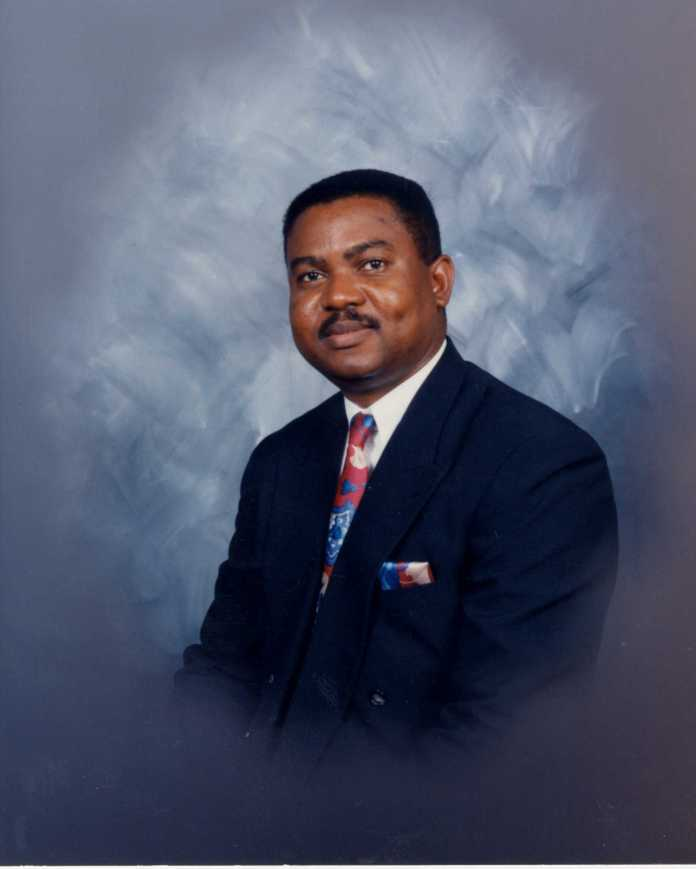 Major Saliba Mukoro