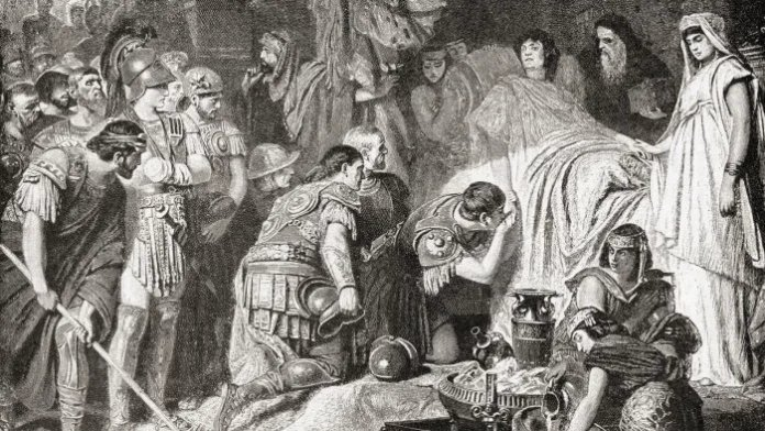 Alexander the Great death