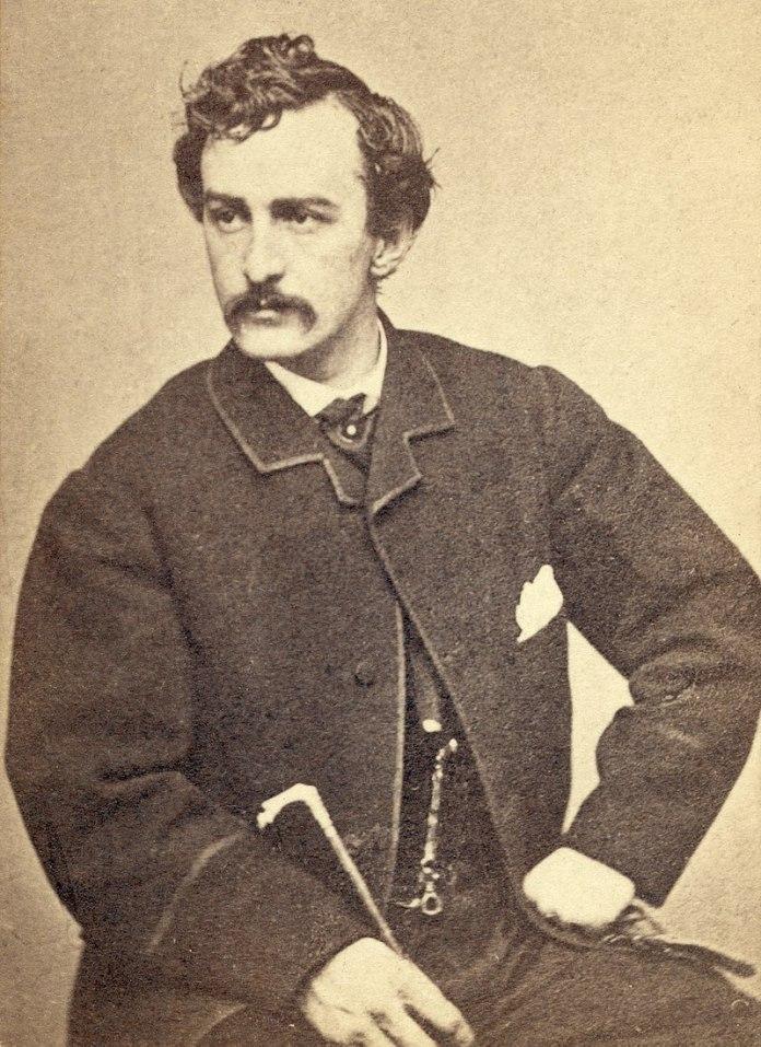 John_Wilkes_Booth-Lincoln-assassin
