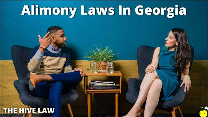 Alimony Laws In Georgia - Alimony In Georgia - Alimony Laws