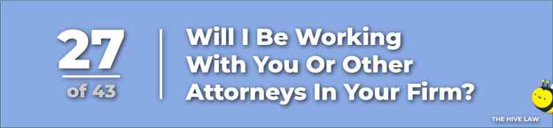 Are You My Divorce Lawyer - questions to ask a divorce lawyer - questions to ask divorce attorneys