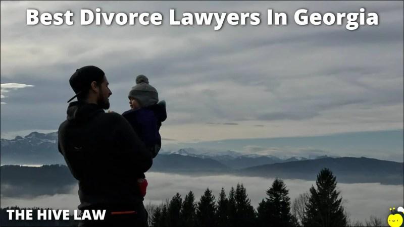 Best Divorce Lawyers In Georgia