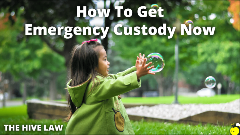 Emergency Custody - Emergency Temporary Custody - Emergency Custody Order - Emergency Child Custody - Emergency Custody Hearings
