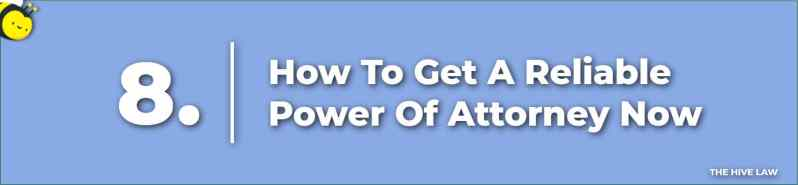 How to Get Power of Attorney - How to Get Power of Attorney - How To Set Up Power Of Attorney