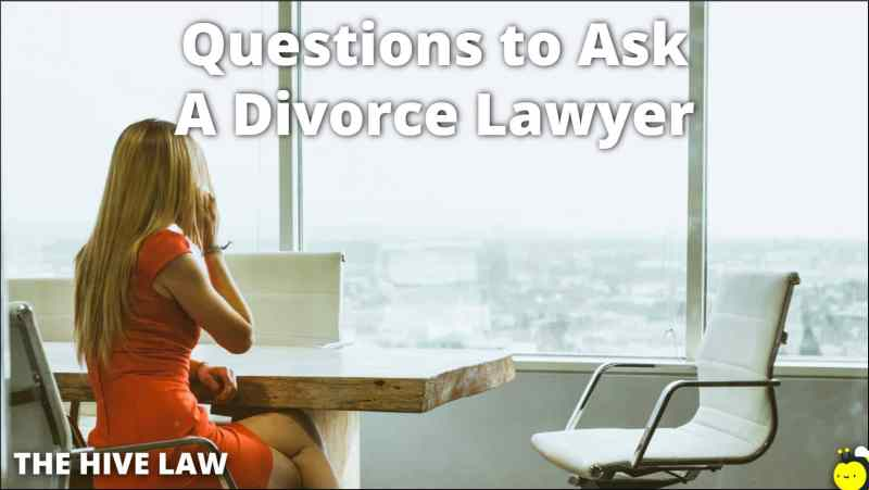Questions To Ask A Divorce Lawyer - Questions To Ask Divorce Attorneys - Questions To Ask Divorce Lawyer