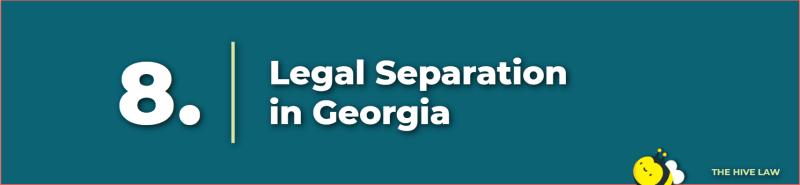 What is Legal Separation in Georgia - Divorce Attorneys in Atlanta - Atlanta GA Divorce Lawyer