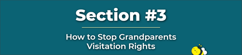 withholding grandchildren from grandparents - how to stop grandparents visitation rights - do grandparents have visitation rights