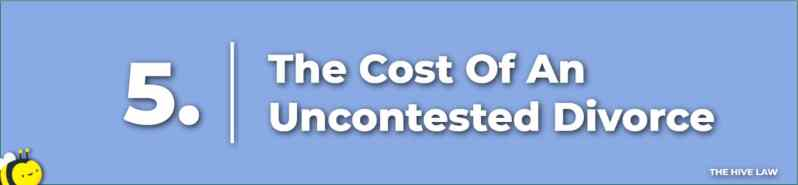 The Cost Of Uncontested Divorce In Georgia - Cheap Uncontested Divorce In Georgia