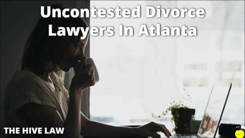 Uncontested Divorce Lawyers In Atlanta GA - Atlanta Uncontested Divorce - Uncontested Divorce Atlanta