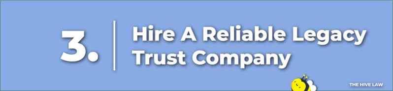 Legacy Trust Co - Legacy Trust Company - Legacy Trust - Legacy Trusts