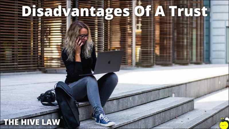 Disadvantages Of A Trust - Disadvantages Of Revocable Living Trusts - Irrevocable Trust Disadvantages