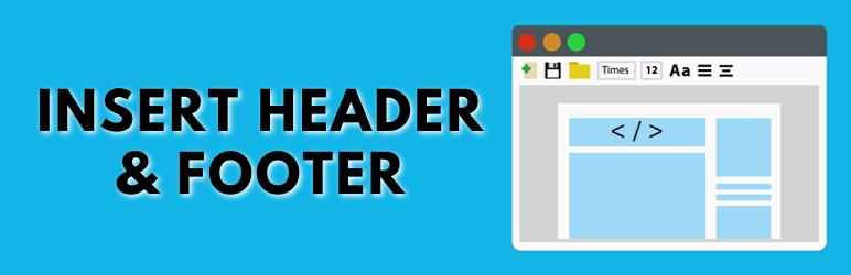 Insert header and footer Best WordPress Plugins