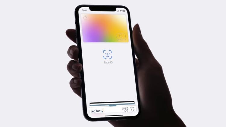 Face Id for authentication