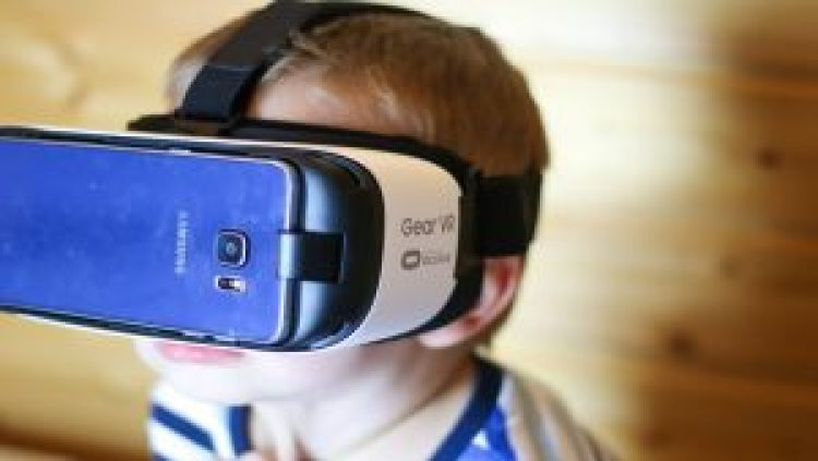 Samsung gear vr experience