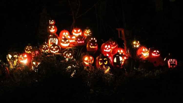 Halloween 2019 jack-o-lantern