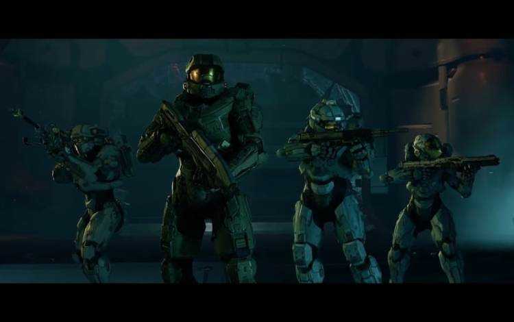 Master chief team