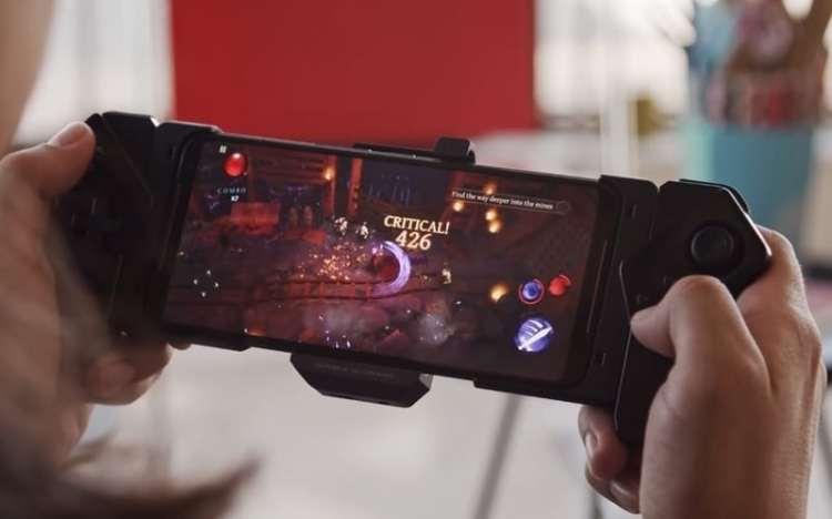 Asus rog phone 2 controller