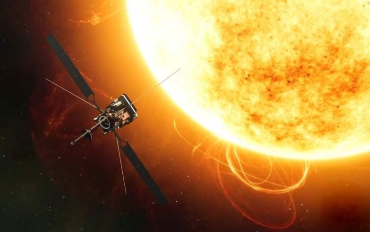 Solar orbiter mission