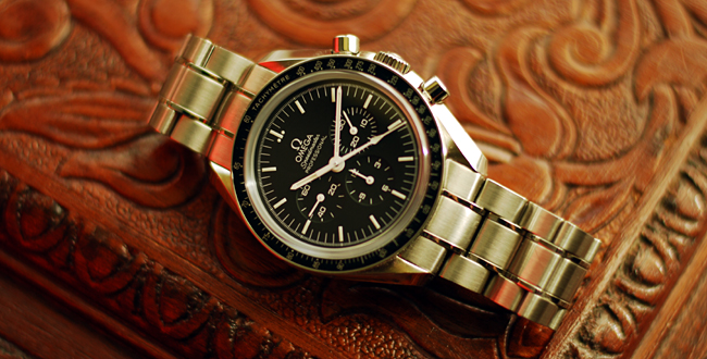 A Week On The Wrist With The Omega Speedmaster The Hogtown Rake