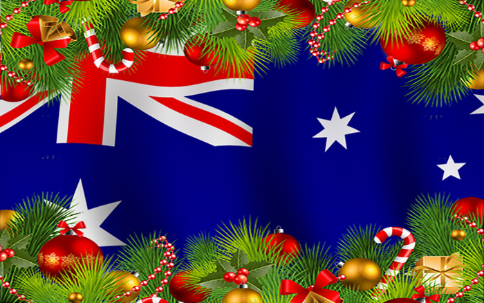 Resultat d'imatges de australia christmas