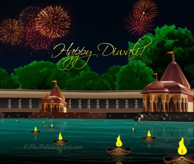 Beautiful Diwali Wallpapers For Desktop Users