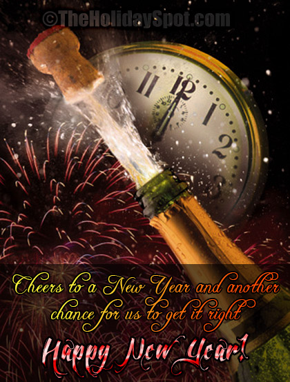 New Year Greeting Cards 2019 New Year Greeting Cards