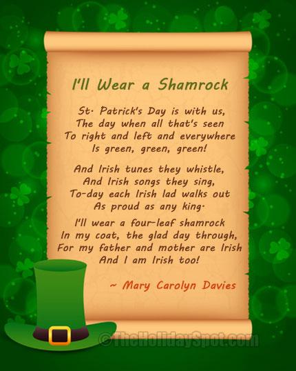 St Patricks Day Greeting Cards