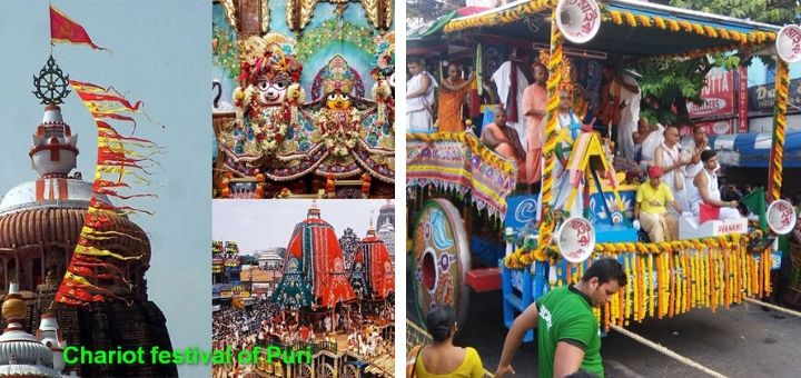 Top 14 Jagannath Rath yatra in Puri India and others 2022