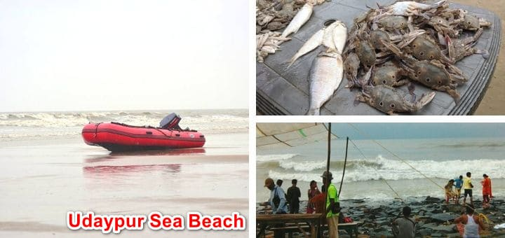 Digha [Udaypur sea beach] in West Bengal tourism | Secret revealed