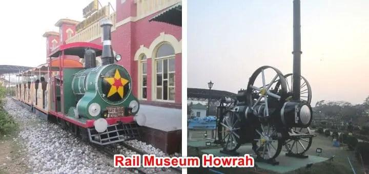 Regional Rail Museum Howrah timings | Eastern railway