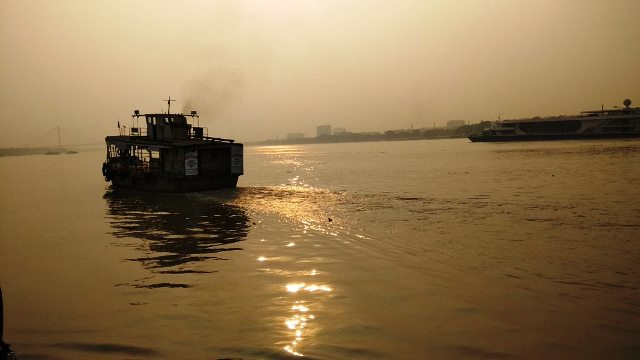 kolkata ferry ride