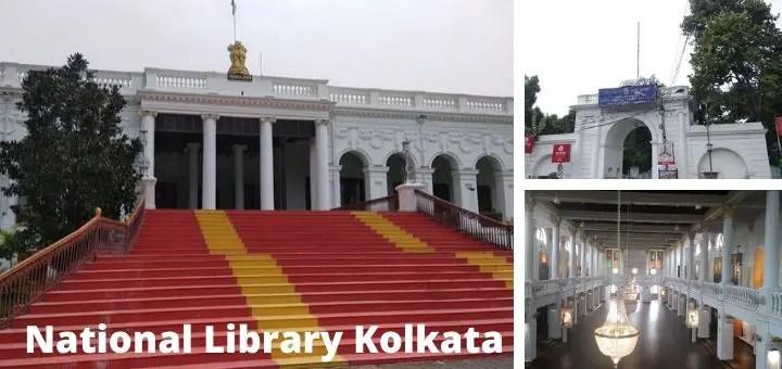 national library kolkata