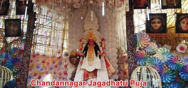15 Jagadhatri Puja pandal in Chandannagar with route 2021
