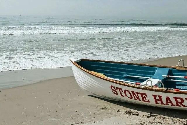 Stone harbor beach New Jersey United States