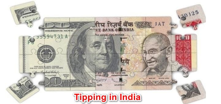 How much to Tipping in India | What is good & When say NO