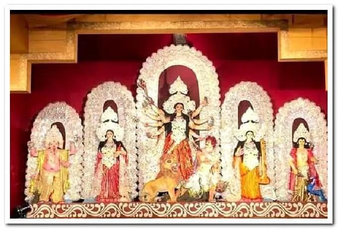 Notunpalli Sarbojonin Durgotsab 'Bandra Durga Puja