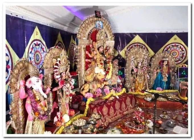 South London Durga Puja UK