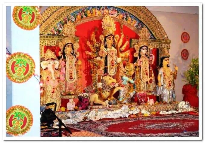 Wimbledon Cultural Association Durga Puja London