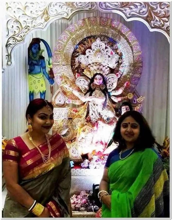 Bangladesh Puja Samiti durga puja of New York Inc