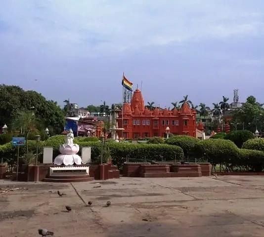 Digambar Jain Temple in Kolkata