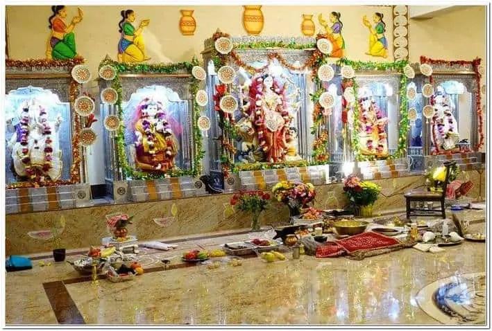 New York Kali Mandir Durga Puja Baldwin